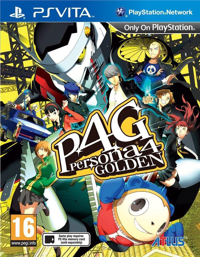 PSV PERSONA 4 THE GOLDEN (R1)