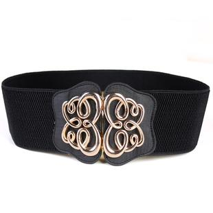 PU Leather Butterfly Flexible Belt 14125