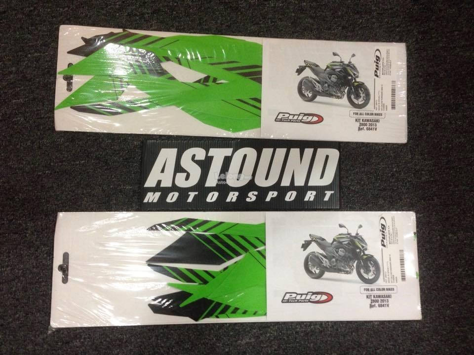 PUIG Stickers kit for Kawasaki Z800