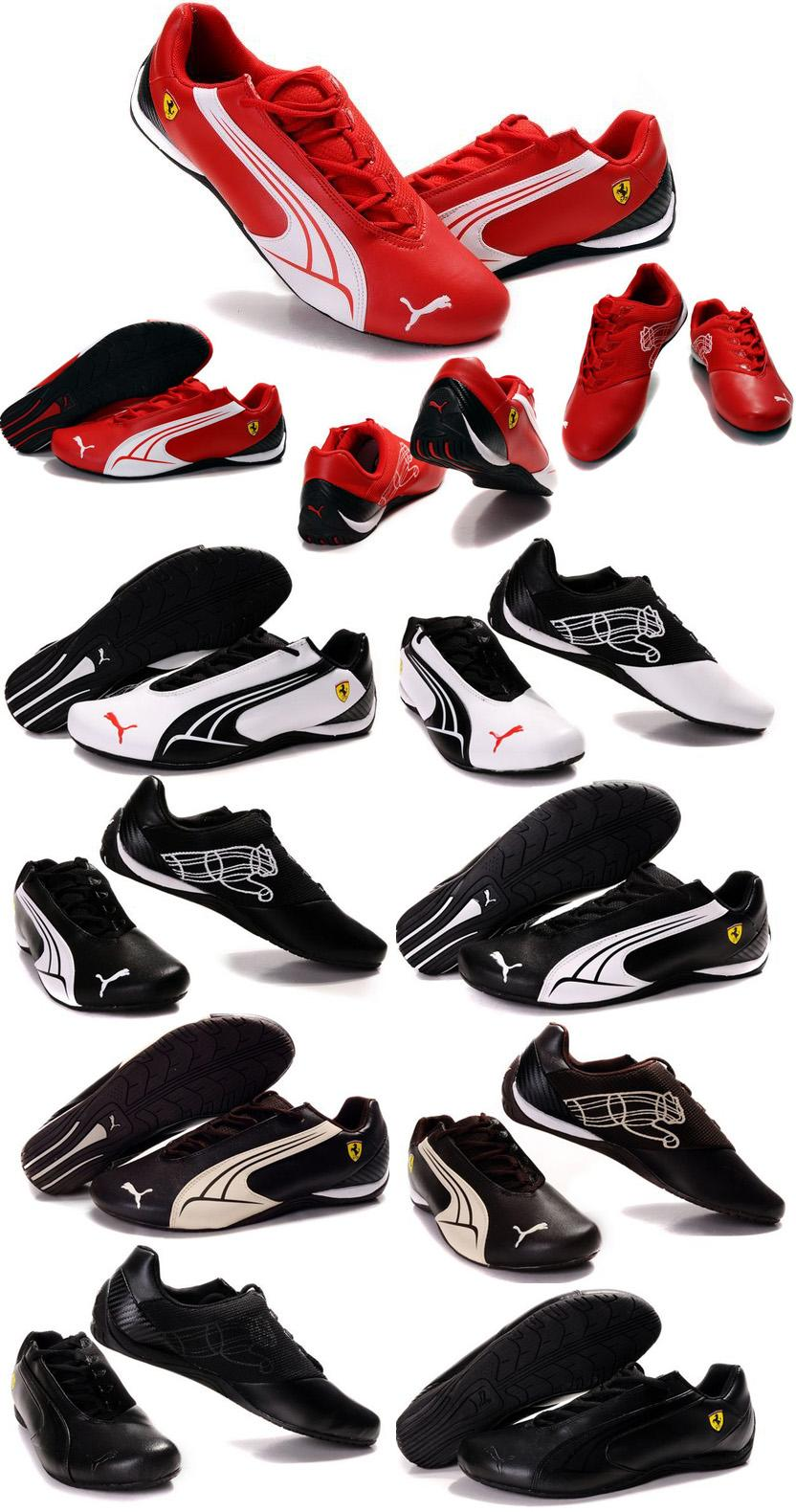 casual racing shoes images