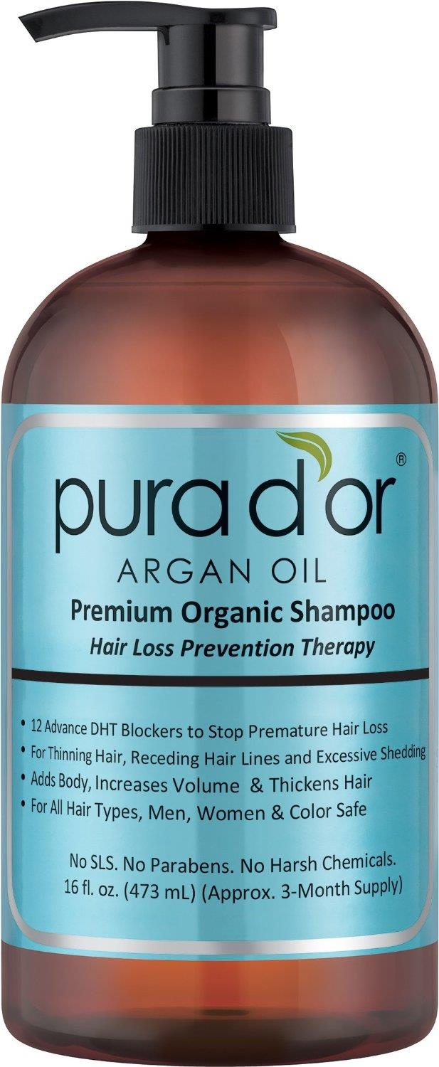 Argan oil shampoo hair loss