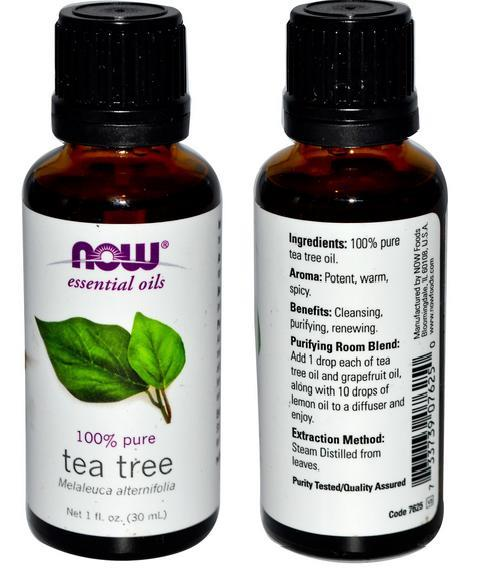 Pure Tea Tree Essential Oil, Made in USA (30ml)