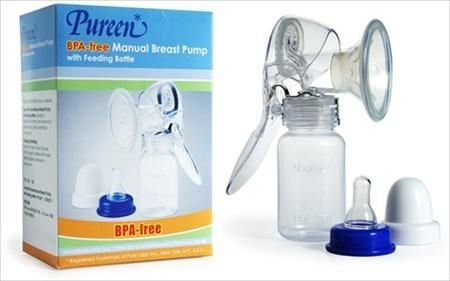 Pureen Manual Breast Pump (MBP-03)