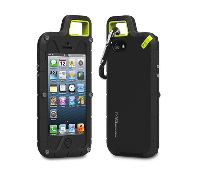 PureGear PX360 Extreme Protection sport case Iphone 5/5s GREEN ARMY