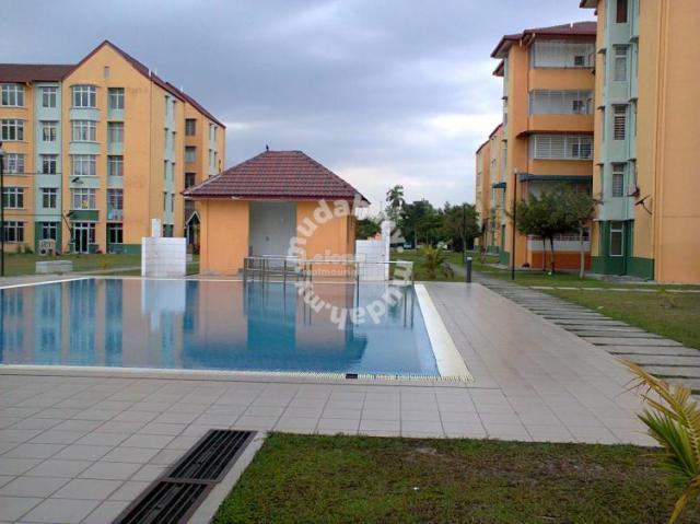 Putra Perdana apartment. For rent/sewa