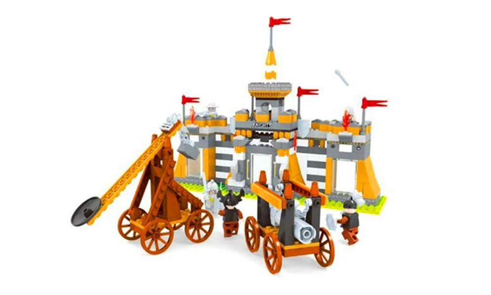 Puzzle Castle Siege Set - WM Free Delivery