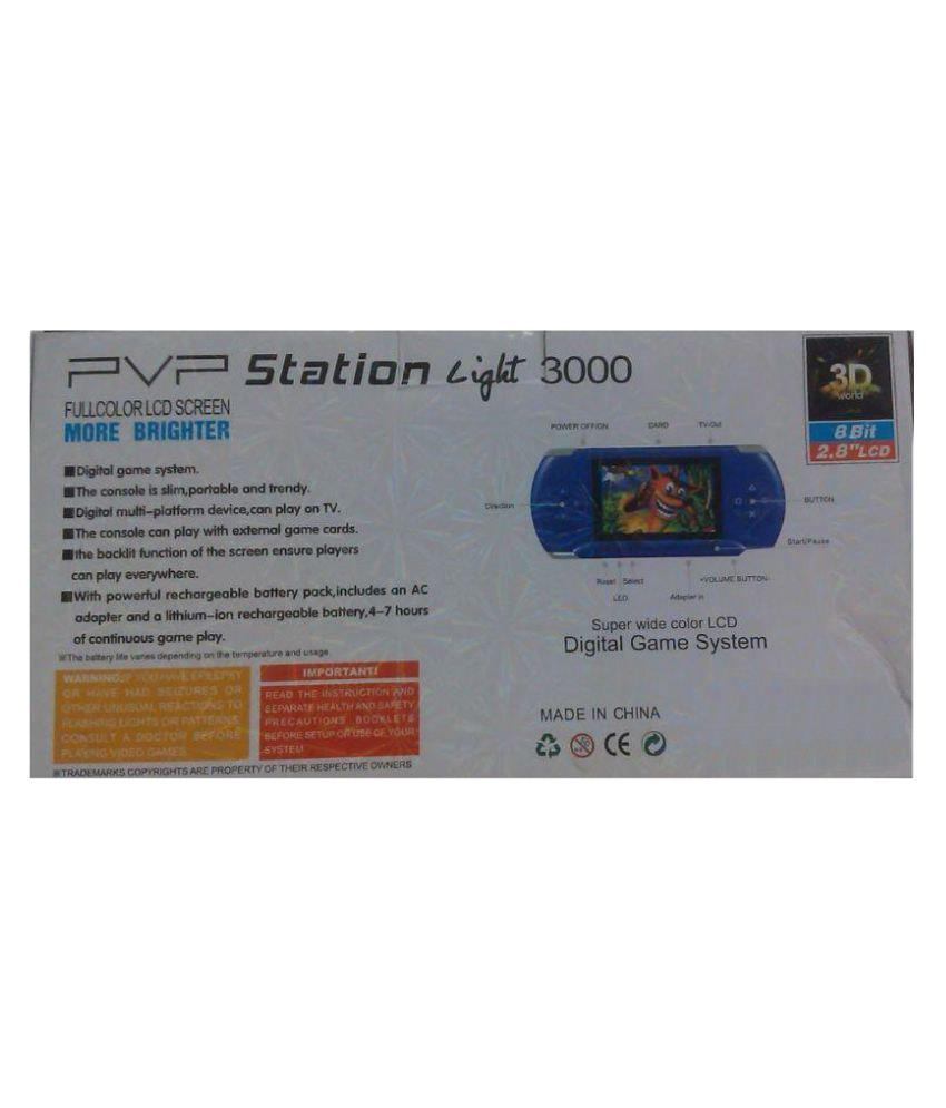 PVP Station Light 3000 2.8''LCD Fullcolor LCD Screen