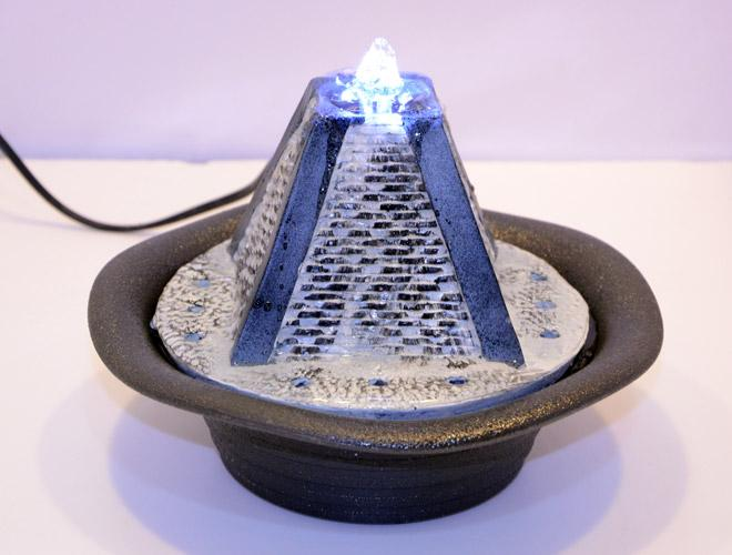 Pyramid terrace indoor tablet end 7 10 2014 1 49 am myt for Indoor water fountain design malaysia