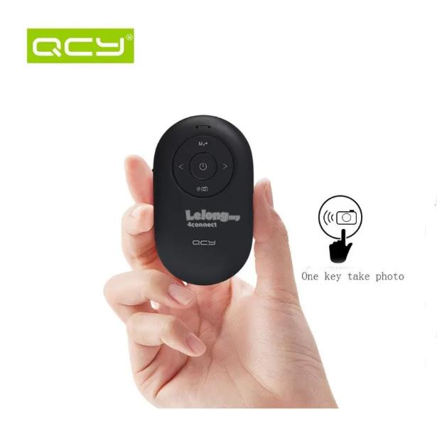 QCY QQ300 Mini Speaker with Micro SD Slot and Selfie Function