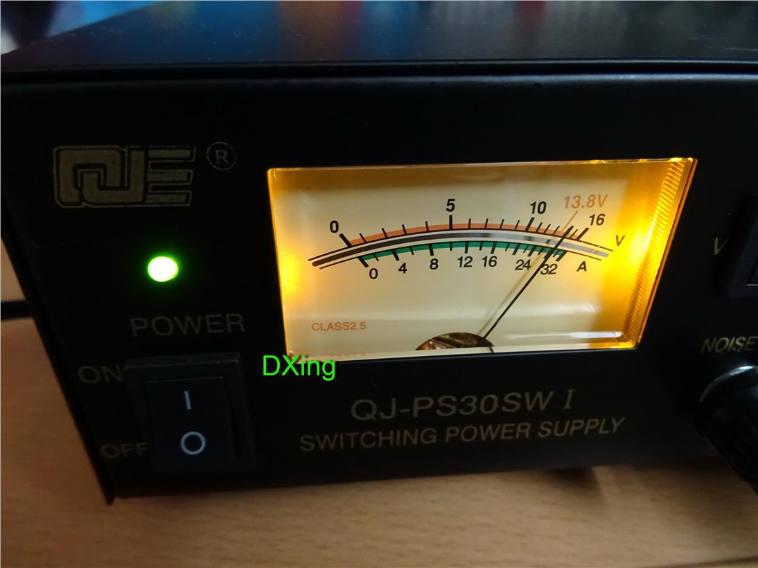 QJE PS30SWI Switching Power Supply@30Amp