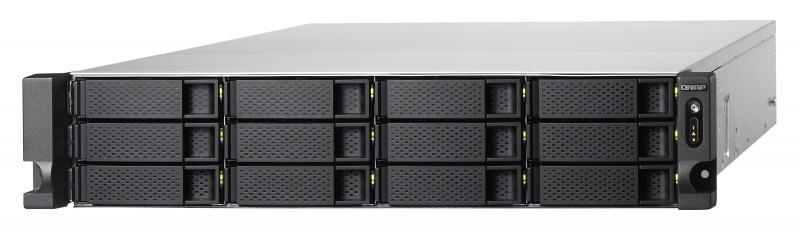 QNAP Business‐Middle End 12-Bay NAS storage (4GB) (TS-1263U-RP-4..