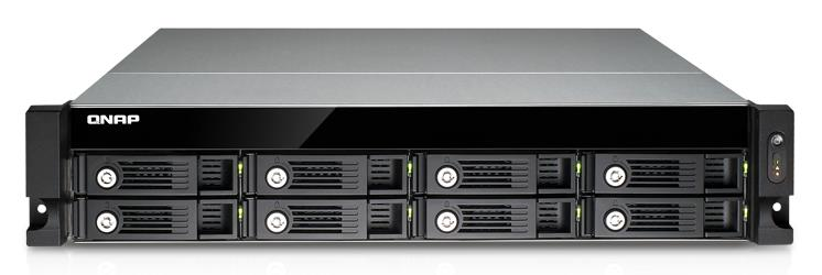# QNAP NAS Enclosure 8-BAYS (TS-853U-RP) U Name it !