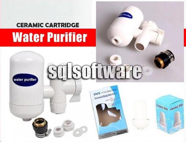 Quality SWS Ceramic Catridge Water Purifier Filter Refill Home Office
