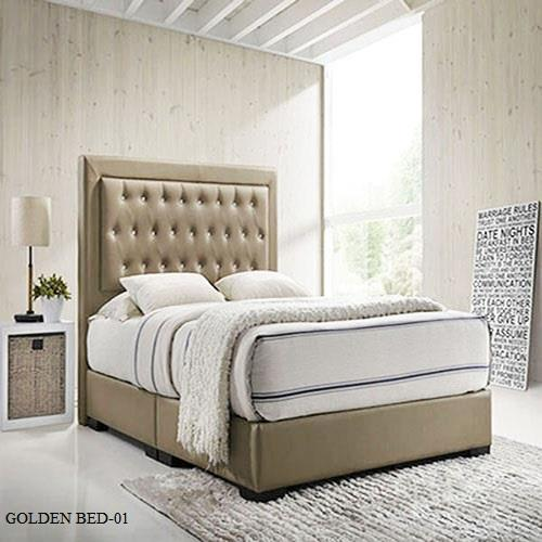 QUEEN BED FRAME 02