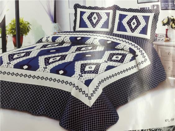 Queen size fitted bedsheet (SQ13)