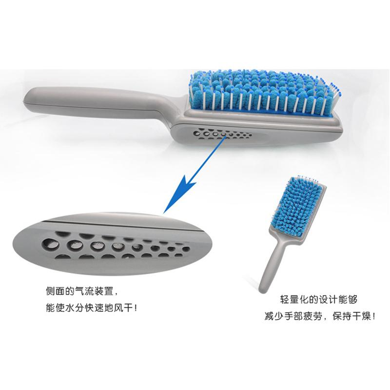 Quick Hair Drying Brush & Comb (2)