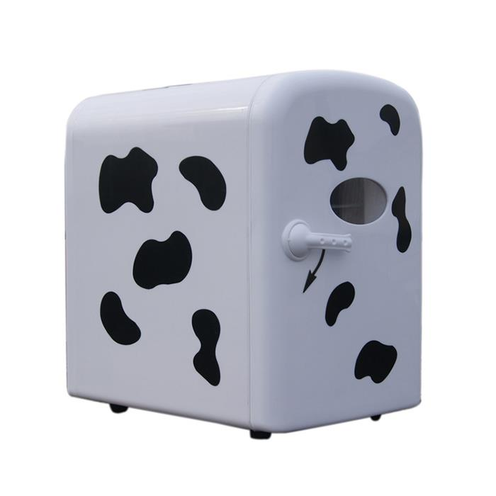 Quirky Cow Portable Mini Freezer For Car And Home Use only