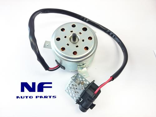 Radiator / AC Fan Motor for Proton Preve / Suprima