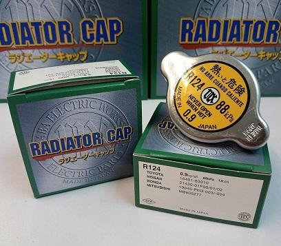 FEW Radiator Cap R-124 *Origin from Japan