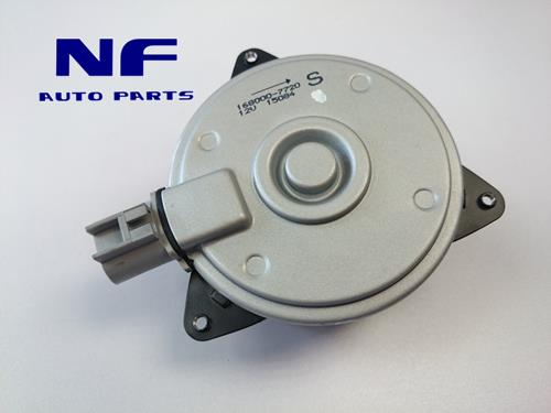 Radiator Motor for Proton Gen2 Manual