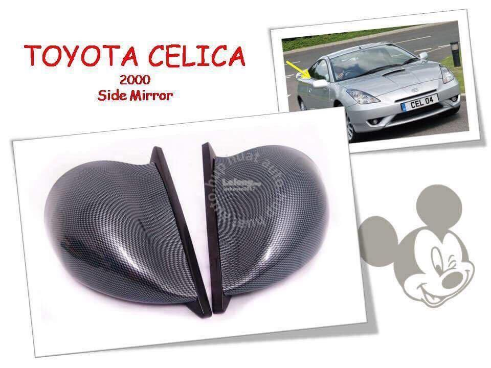 Ralliart Side Mirror Toyota Celica