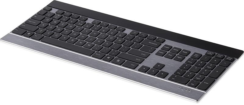 RAPOO E9270P Wireless Ultra-slim Keyboard (Grey)
