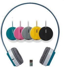 RAPOO H3000 2.4Ghz Wireless Headphone