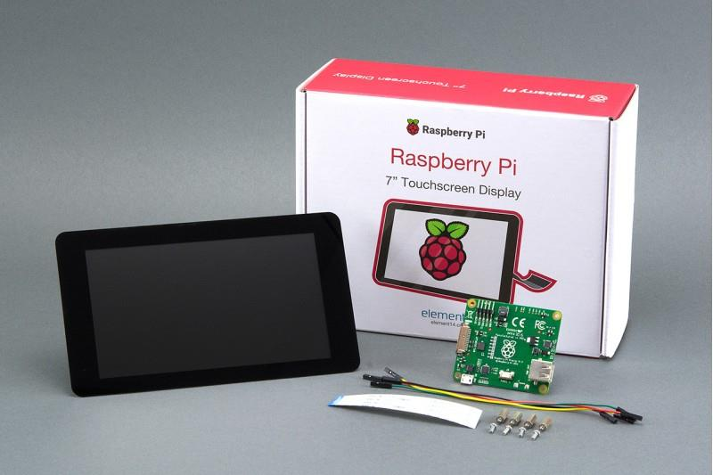 Raspberry Pi 7' Touch Screen Display