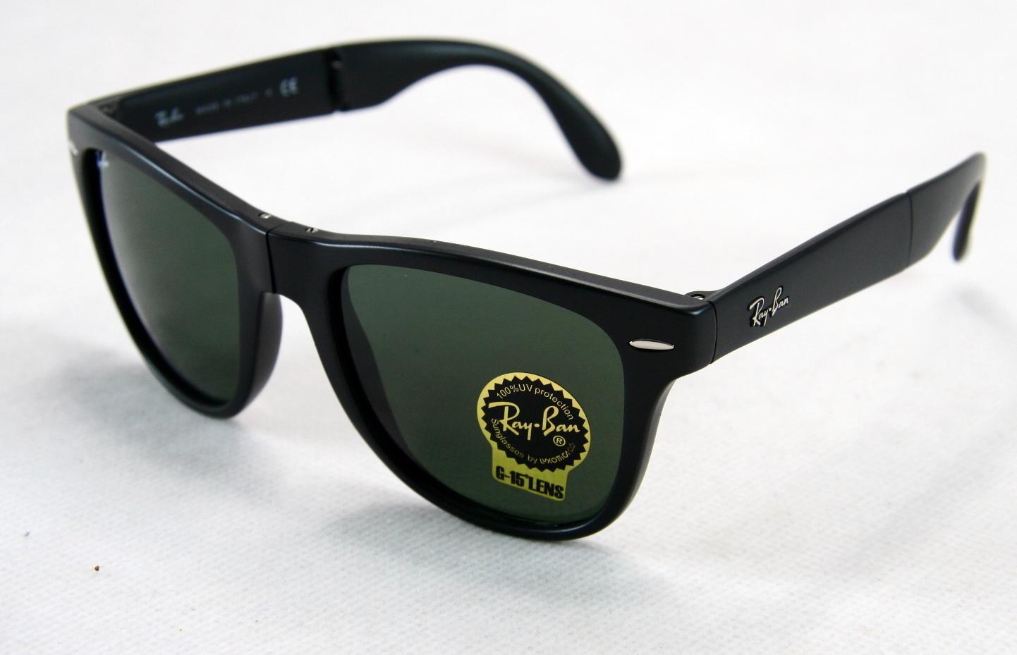 ray ban s size