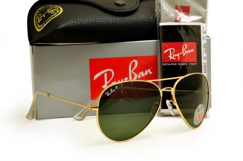 ray ban aviator gold frame black lens price  ray ban polarised Archives