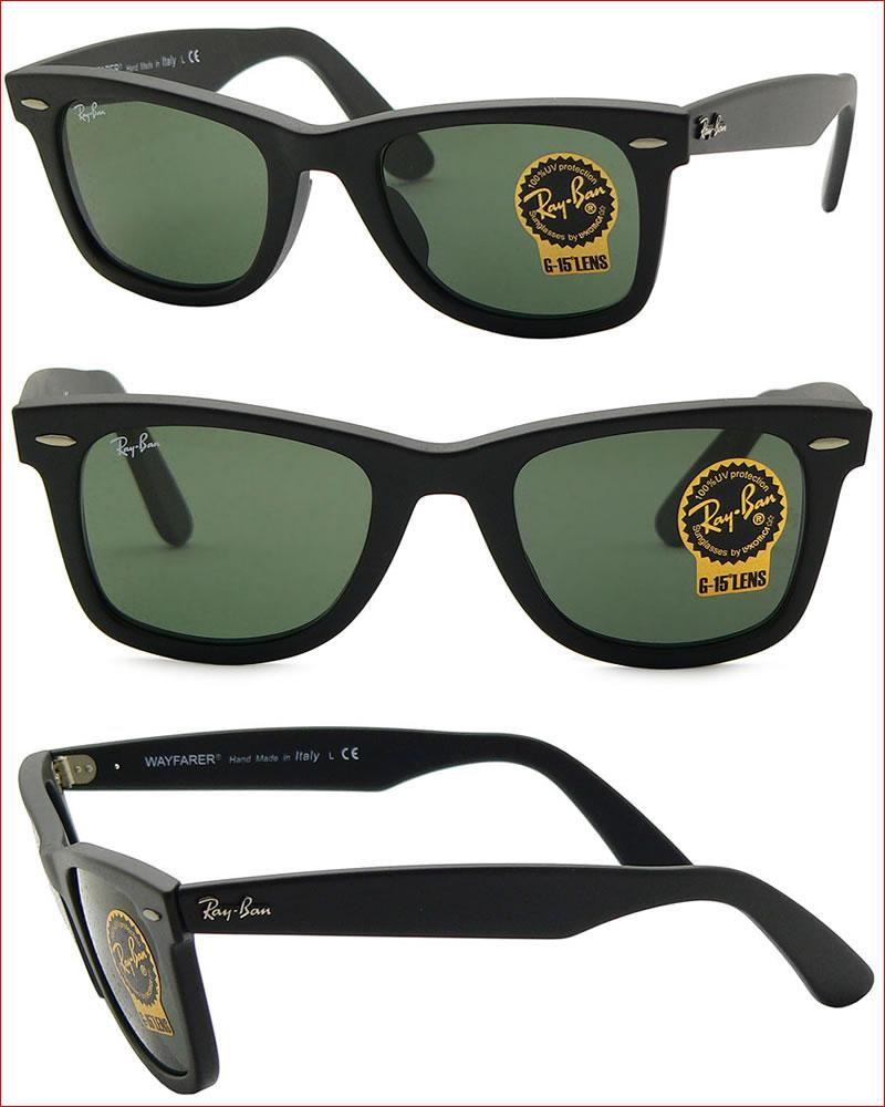 Ray-Ban RB2140 Original Wayfarer 50mm Sunglasses   SINGER22.com 29a4b09f30