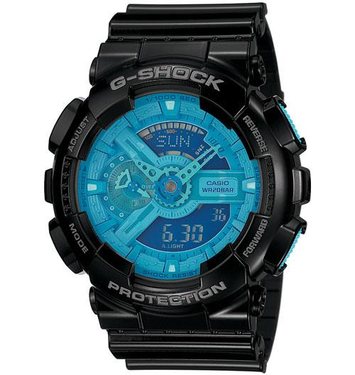 RAYA SALE!!! CASIO G-SHOCK GA-110B-1A2 WATCH ☑ORIGINAL☑