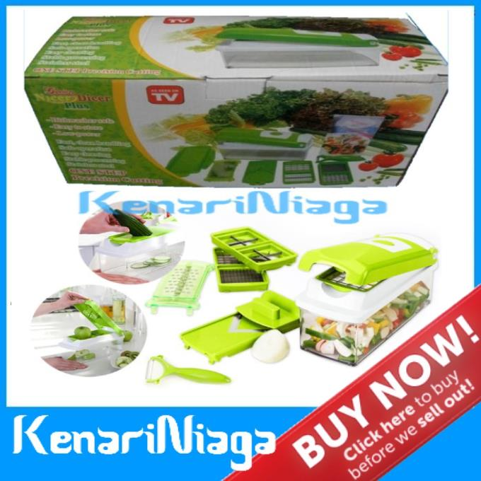 RAYA Sale~~~Nicer Dicer Plus, As Seen On TV