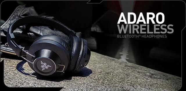 Razer Adaro Wireless Headphones