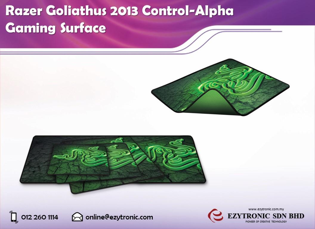 Razer Goliathus 2013 Control-Alpha Gaming Surface