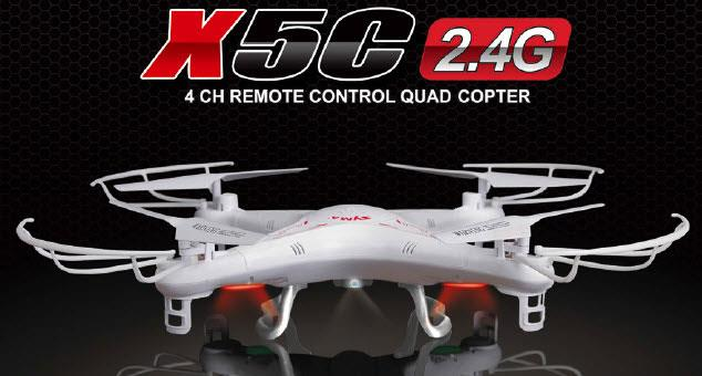 RC helicopter syma x5c quadcoter HD Camera