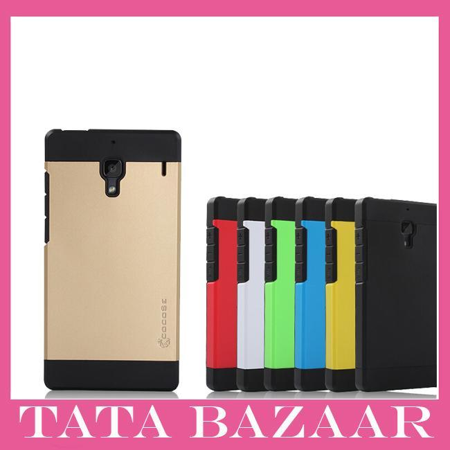 Rdy stk !! Shockproof Xiaomi Hongmi REdmi Note Lte TPU Back Case + SP