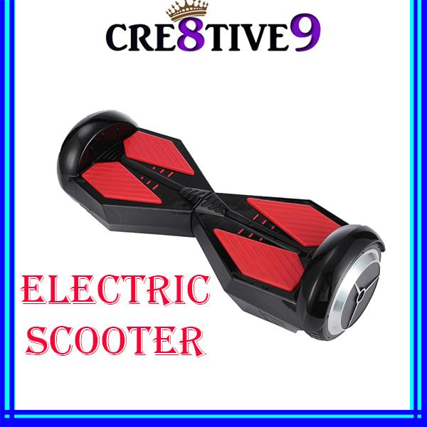Ready Stock!! 2 Wheel Balancing Electric Scooter / Skateboard