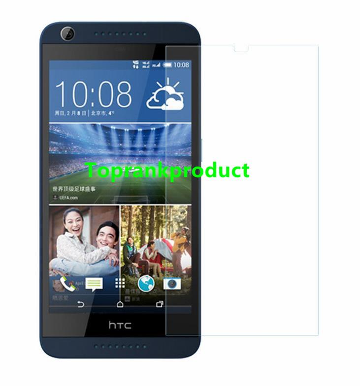 Ready Stock@ HTC Desire 626 9H Round Tempered Glass Screen Protector