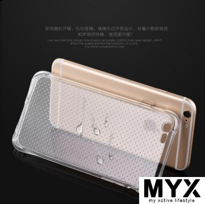 Ready Stock iPhone 7 / 7 Plus Bumper Silicone Bubble Casing Case Cover