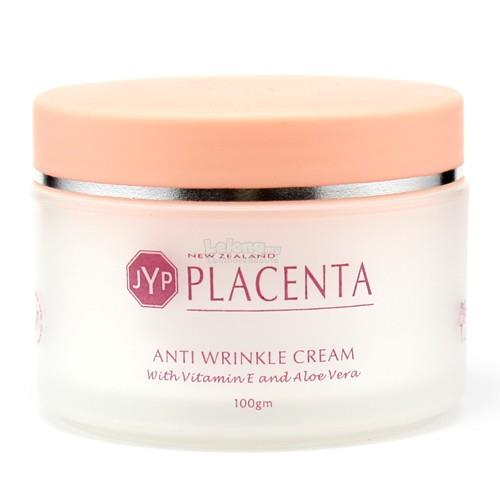[READY STOCK] JYP - PLACENTA Anti - Wrinkle Cream Vitamin E and A