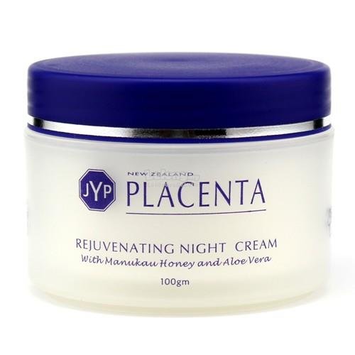 [READY STOCK] JYP - PLACENTA Rejuvenating Night Cream - 100gm