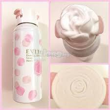 Ready Stock!! Kanebo Evita Beauty Whip Soap from Japan!