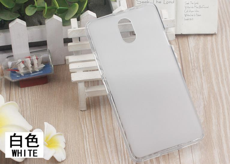 Ready Stock@ Lenovo Vibe P1m 5inch Matte Silicone Case Cover Casing