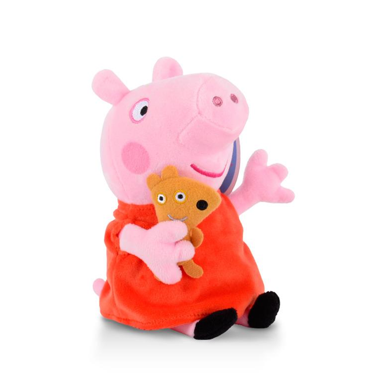Ready Stock - Peppa Pig Family 30cm George & Peppa