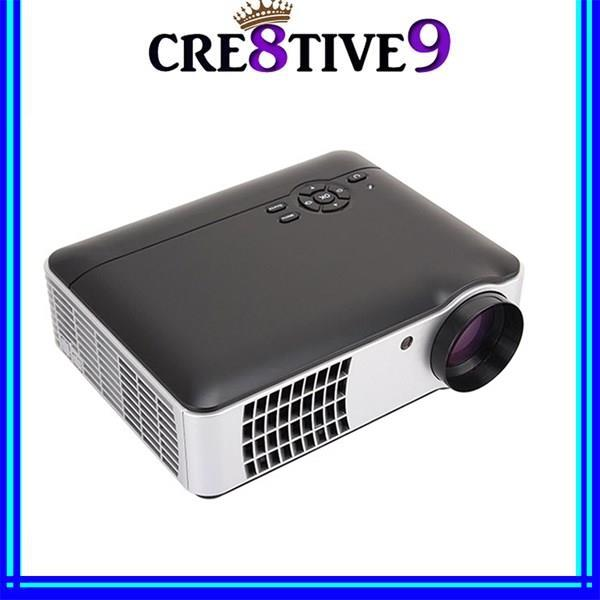Ready Stock!! RD806 Office / Home 3D LED HD Projector 1080P