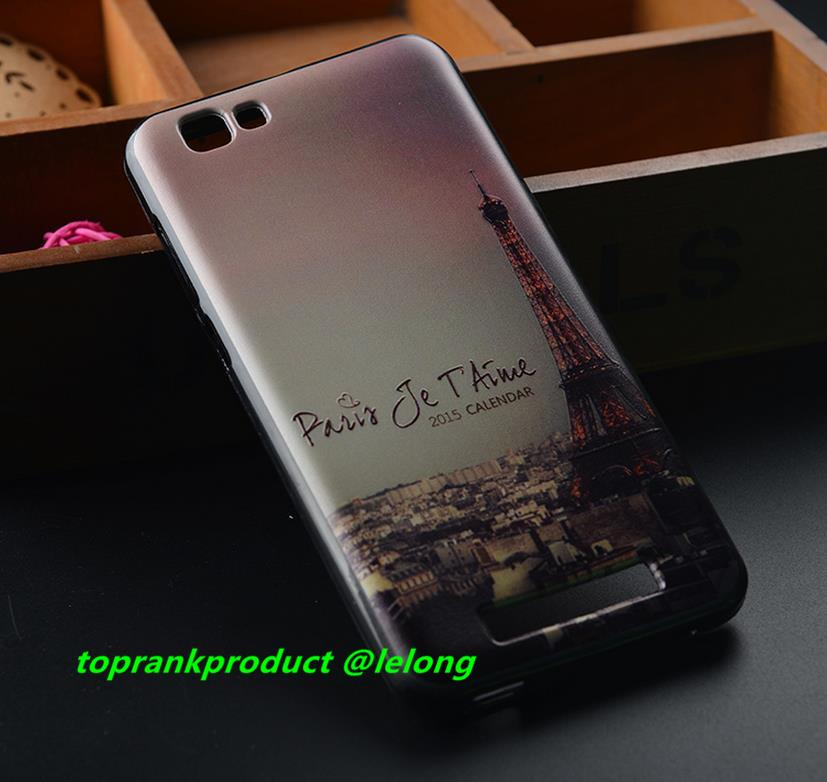 Ready Stock@ ZTE Blade A610 3D Silicone TPU Soft Case Cover Casing