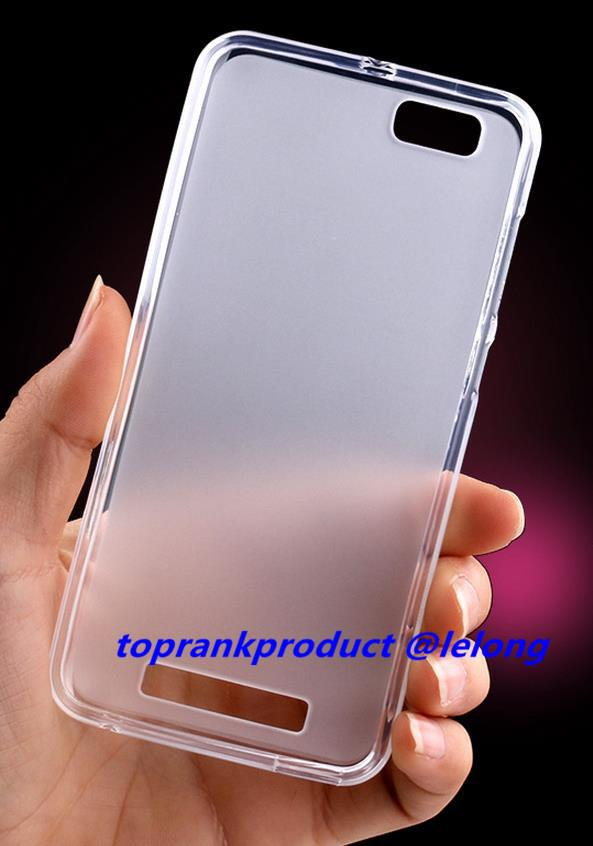 Ready Stock@ ZTE Blade A610 Matte Silicone TPU Soft Case Cover Casing