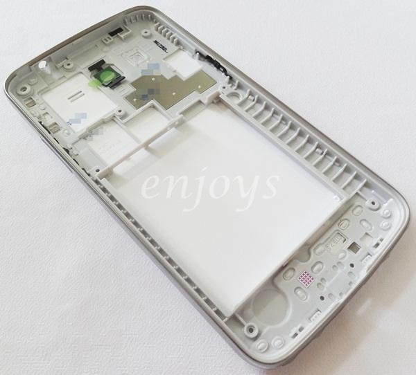 Real ORIGINAL Full Set HOUSING Samsung Galaxy Grand 2 G7102 ~WHITE