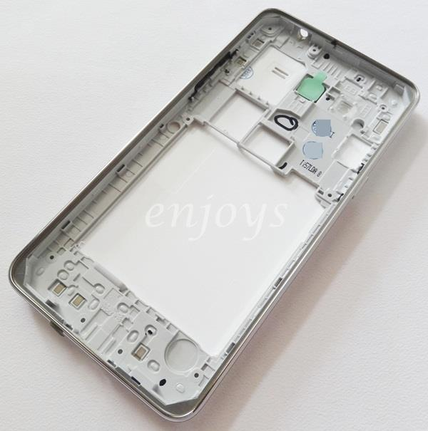 Real ORIGINAL Full Set HOUSING Samsung Galaxy Grand Prime G530H ~WHITE